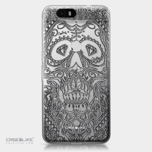Huawei Google Nexus 6P case Art of Skull 2524 | CASEiLIKE.com