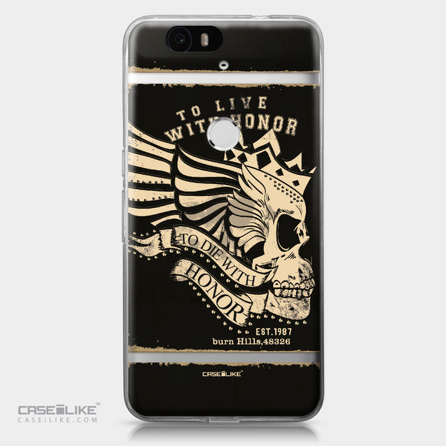 Huawei Google Nexus 6P case Art of Skull 2529 | CASEiLIKE.com