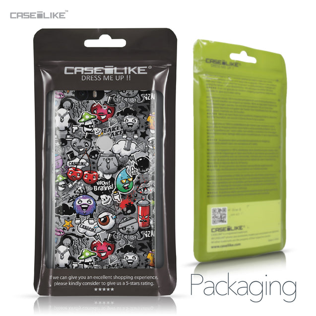 Huawei Google Nexus 6P case Graffiti 2709 Retail Packaging | CASEiLIKE.com