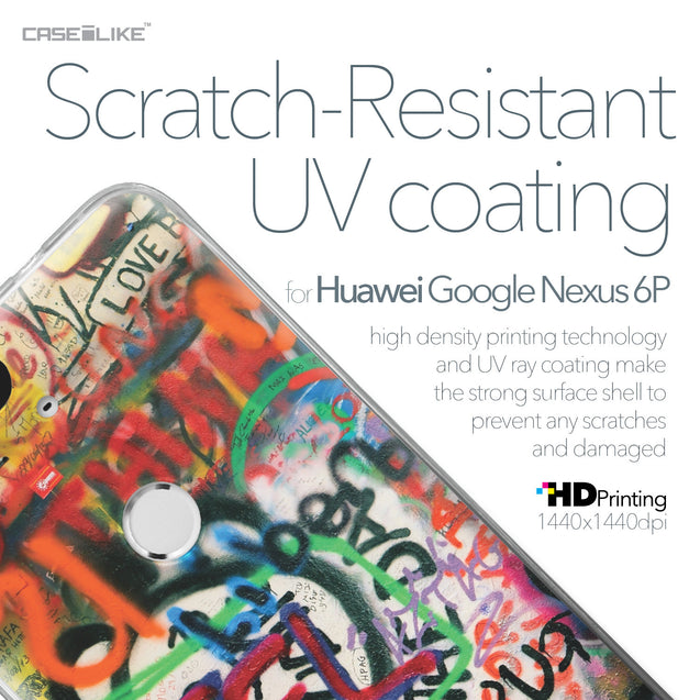 Huawei Google Nexus 6P case Graffiti 2721 with UV-Coating Scratch-Resistant Case | CASEiLIKE.com