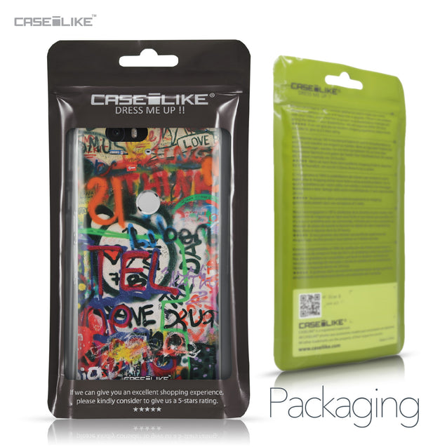 Huawei Google Nexus 6P case Graffiti 2721 Retail Packaging | CASEiLIKE.com