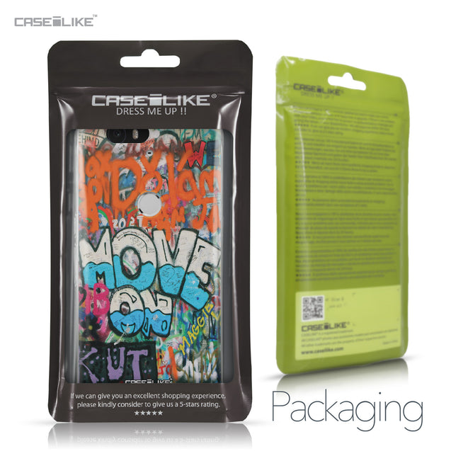 Huawei Google Nexus 6P case Graffiti 2722 Retail Packaging | CASEiLIKE.com
