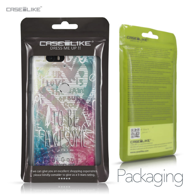 Huawei Google Nexus 6P case Graffiti 2726 Retail Packaging | CASEiLIKE.com