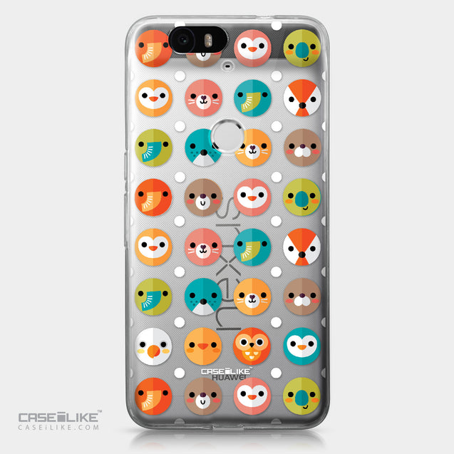 Huawei Google Nexus 6P case Animal Cartoon 3638 | CASEiLIKE.com