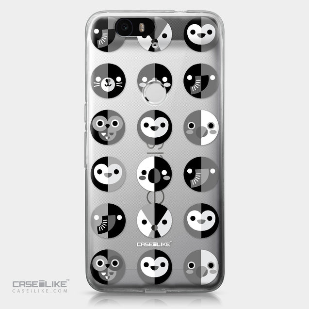 Huawei Google Nexus 6P case Animal Cartoon 3639 | CASEiLIKE.com