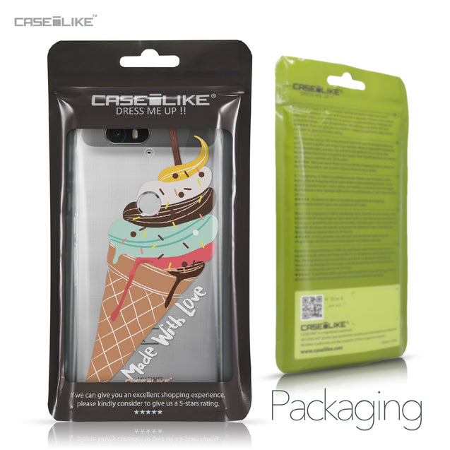 Huawei Google Nexus 6P case Ice Cream 4820 Retail Packaging | CASEiLIKE.com