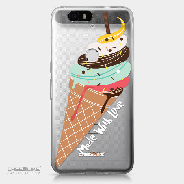 Huawei Google Nexus 6P case Ice Cream 4820 | CASEiLIKE.com