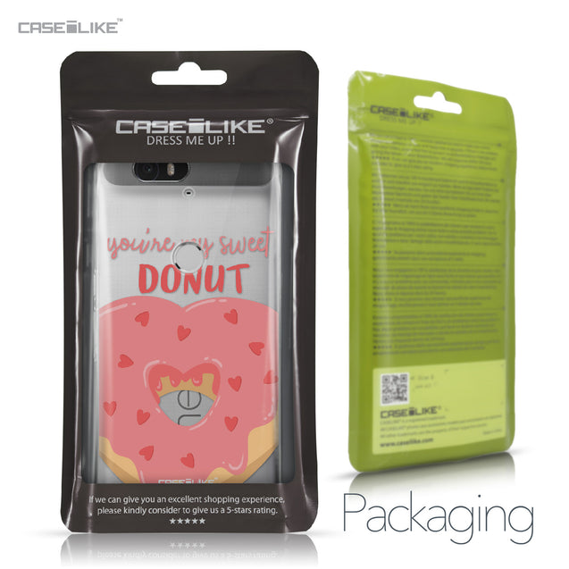 Huawei Google Nexus 6P case Dounuts 4823 Retail Packaging | CASEiLIKE.com