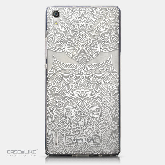 CASEiLIKE Huawei Ascend P7 back cover Mandala Art 2303