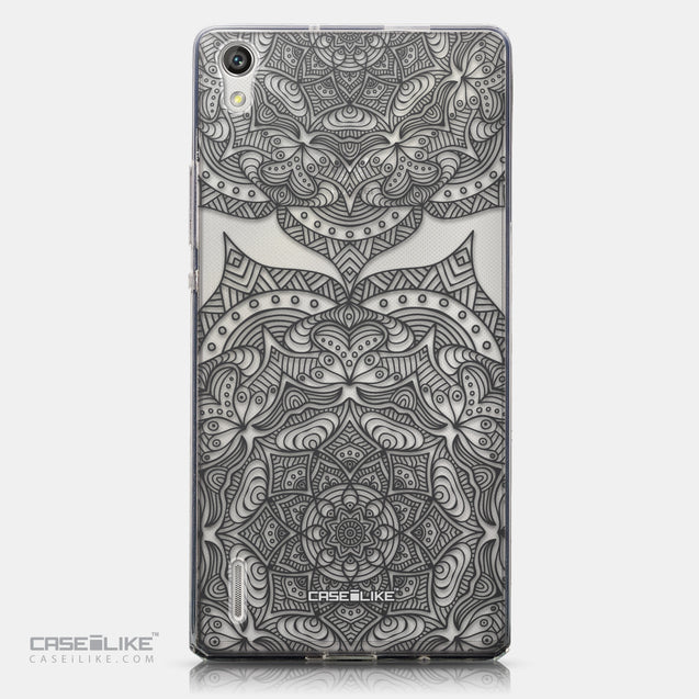 CASEiLIKE Huawei Ascend P7 back cover Mandala Art 2304