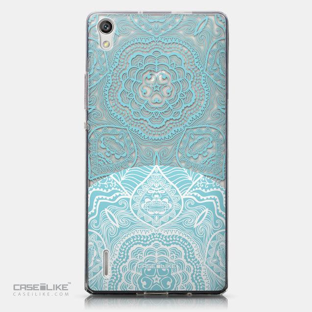 CASEiLIKE Huawei Ascend P7 back cover Mandala Art 2306