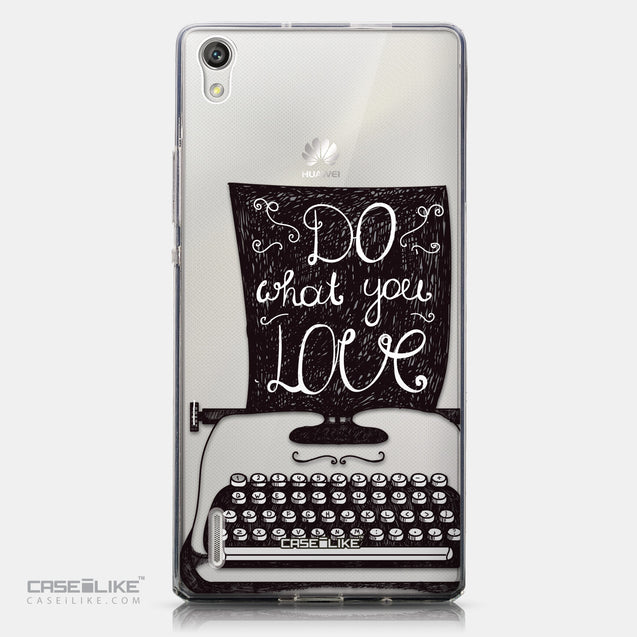 CASEiLIKE Huawei Ascend P7 back cover Quote 2400
