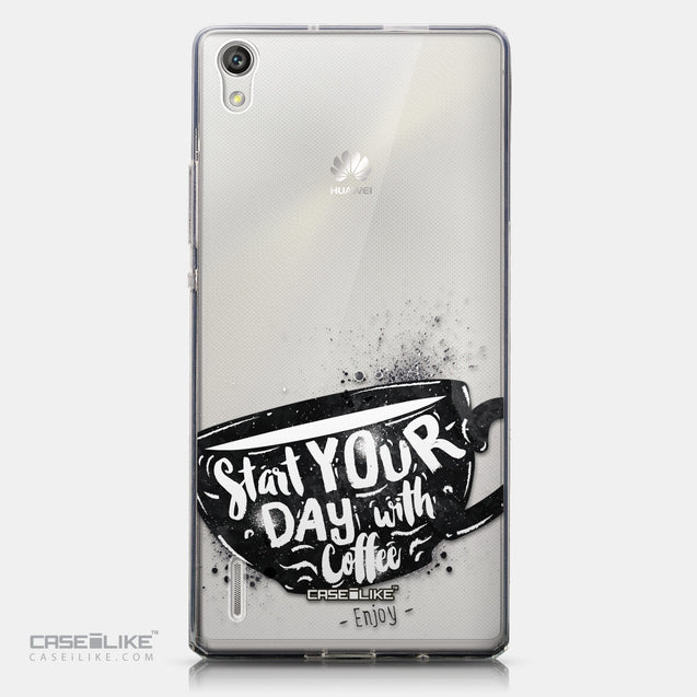 CASEiLIKE Huawei Ascend P7 back cover Quote 2402