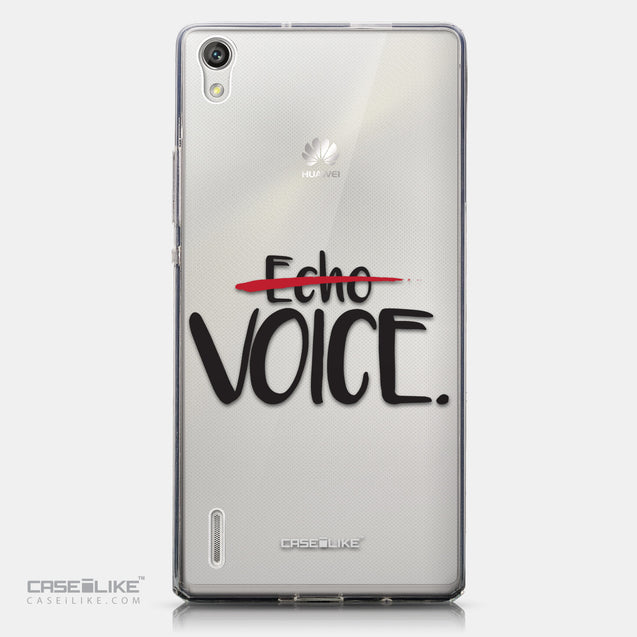 CASEiLIKE Huawei Ascend P7 back cover Quote 2405
