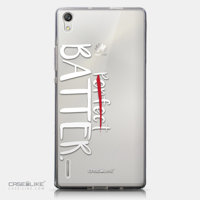 CASEiLIKE Huawei Ascend P7 back cover Quote 2410