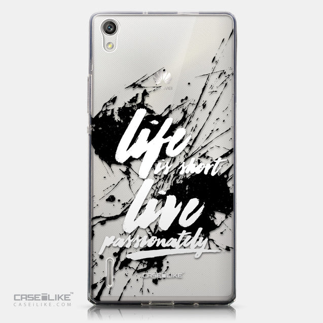 CASEiLIKE Huawei Ascend P7 back cover Quote 2416