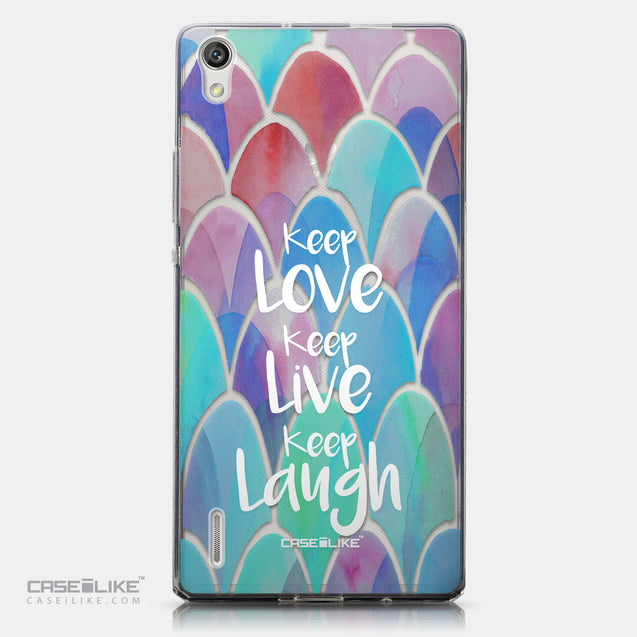 CASEiLIKE Huawei Ascend P7 back cover Quote 2417