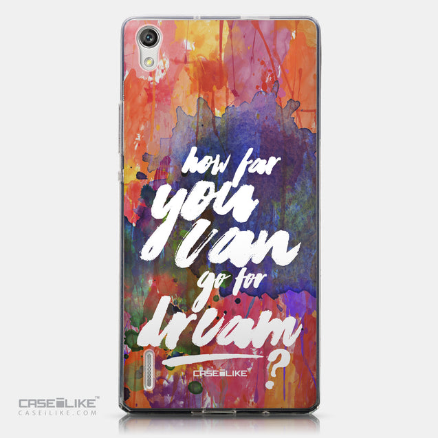 CASEiLIKE Huawei Ascend P7 back cover Quote 2421