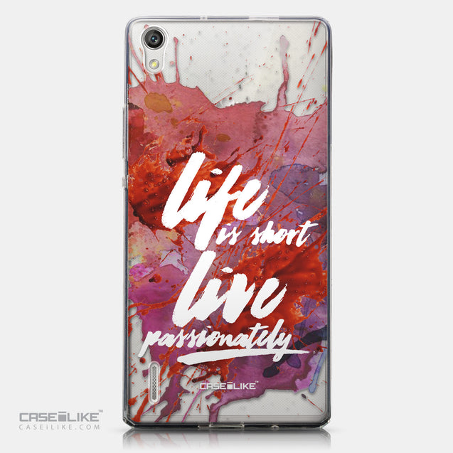 CASEiLIKE Huawei Ascend P7 back cover Quote 2423