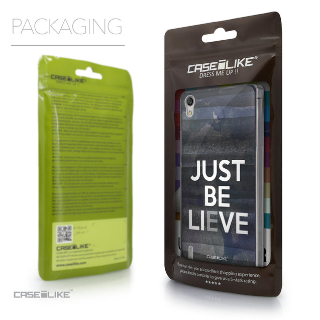 Packaging - CASEiLIKE Huawei Ascend P7 back cover Quote 2430