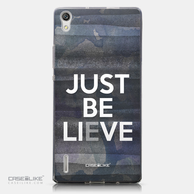 CASEiLIKE Huawei Ascend P7 back cover Quote 2430