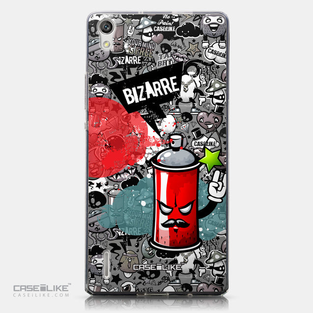 CASEiLIKE Huawei Ascend P7 back cover Graffiti 2705