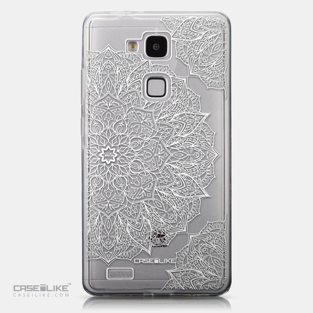 CASEiLIKE Huawei Ascend Mate 7 back cover Mandala Art 2091