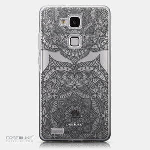 CASEiLIKE Huawei Ascend Mate 7 back cover Mandala Art 2304