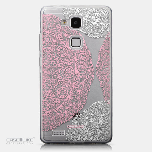 CASEiLIKE Huawei Ascend Mate 7 back cover Mandala Art 2305