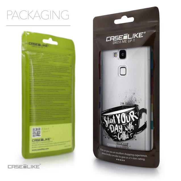 Packaging - CASEiLIKE Huawei Ascend Mate 7 back cover Quote 2402