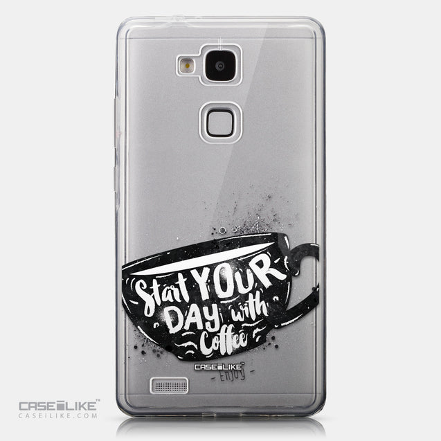 CASEiLIKE Huawei Ascend Mate 7 back cover Quote 2402