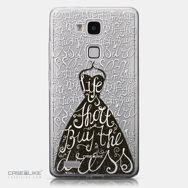 CASEiLIKE Huawei Ascend Mate 7 back cover Quote 2404