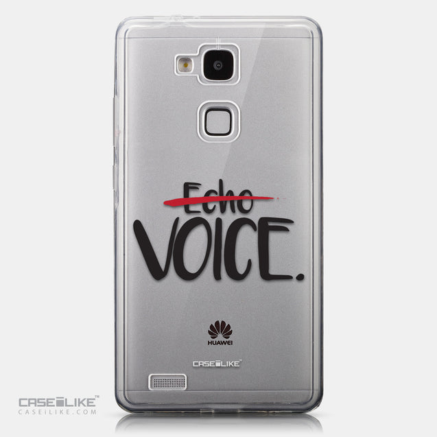 CASEiLIKE Huawei Ascend Mate 7 back cover Quote 2405
