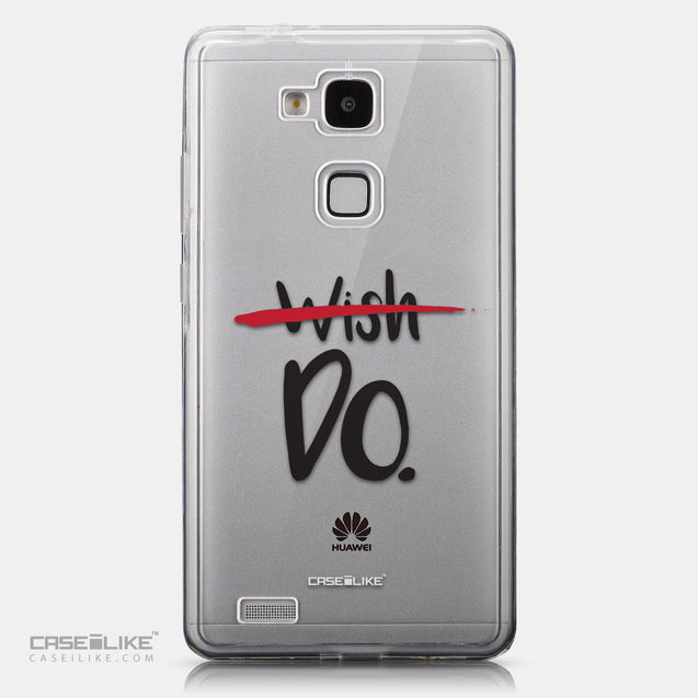 CASEiLIKE Huawei Ascend Mate 7 back cover Quote 2407