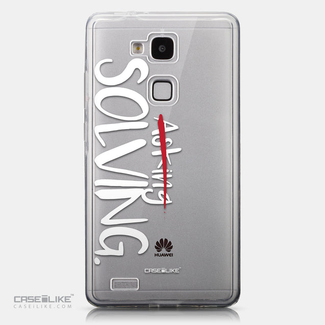 CASEiLIKE Huawei Ascend Mate 7 back cover Quote 2412