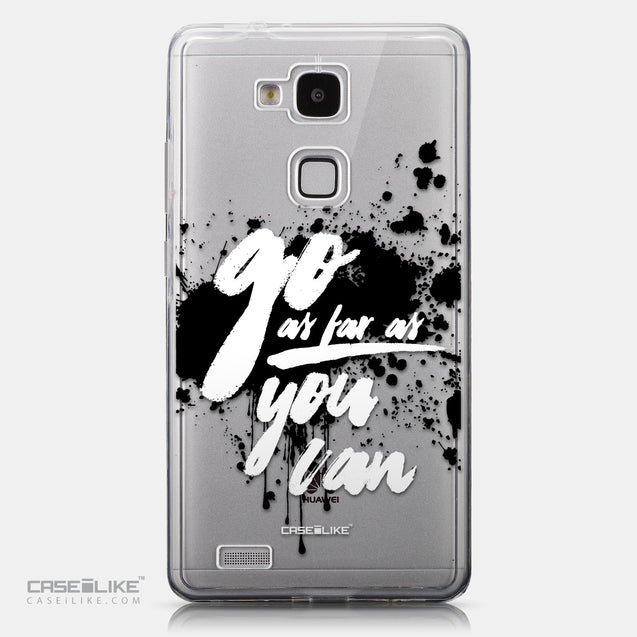 CASEiLIKE Huawei Ascend Mate 7 back cover Quote 2415