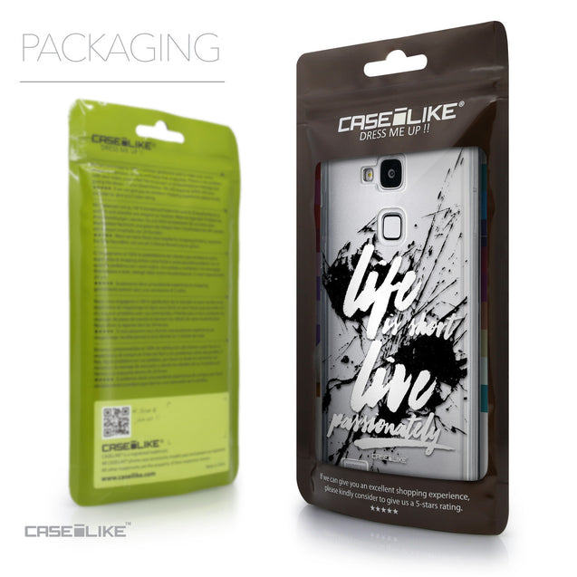 Packaging - CASEiLIKE Huawei Ascend Mate 7 back cover Quote 2416
