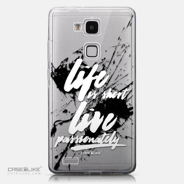 CASEiLIKE Huawei Ascend Mate 7 back cover Quote 2416