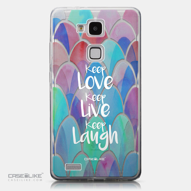 CASEiLIKE Huawei Ascend Mate 7 back cover Quote 2417
