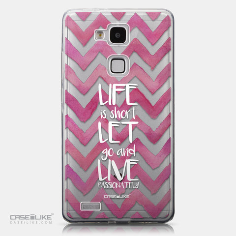 CASEiLIKE Huawei Ascend Mate 7 back cover Quote 2419