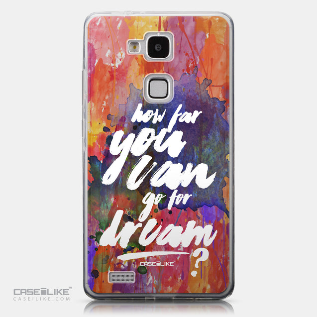 CASEiLIKE Huawei Ascend Mate 7 back cover Quote 2421