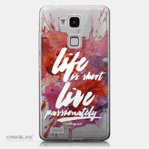 CASEiLIKE Huawei Ascend Mate 7 back cover Quote 2423
