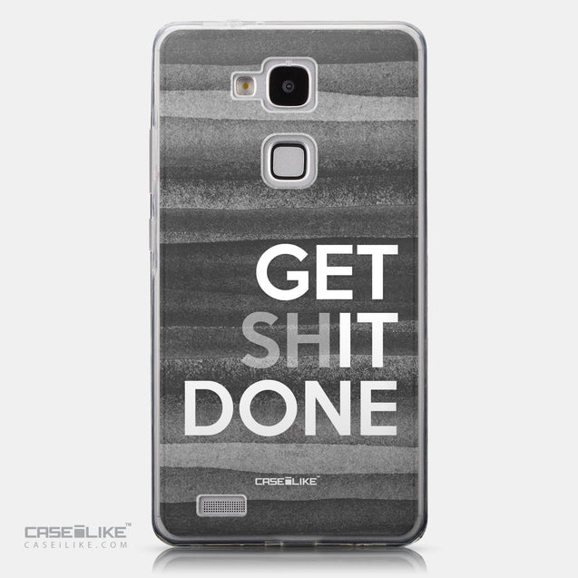 CASEiLIKE Huawei Ascend Mate 7 back cover Quote 2429