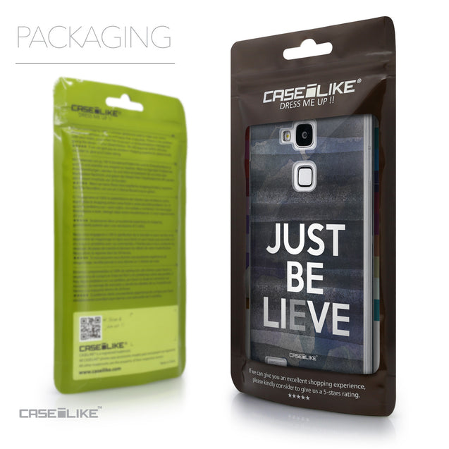 Packaging - CASEiLIKE Huawei Ascend Mate 7 back cover Quote 2430