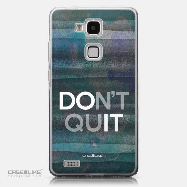 CASEiLIKE Huawei Ascend Mate 7 back cover Quote 2431