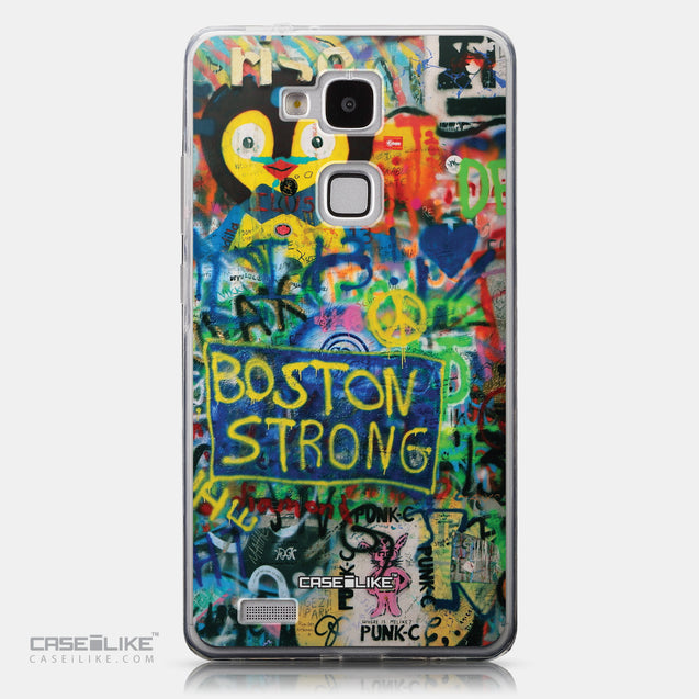 CASEiLIKE Huawei Ascend Mate 7 back cover Graffiti 2723