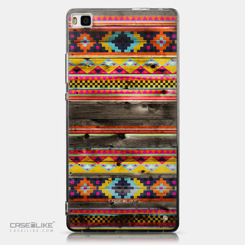 CASEiLIKE Huawei P8 back cover Indian Tribal Theme Pattern 2048