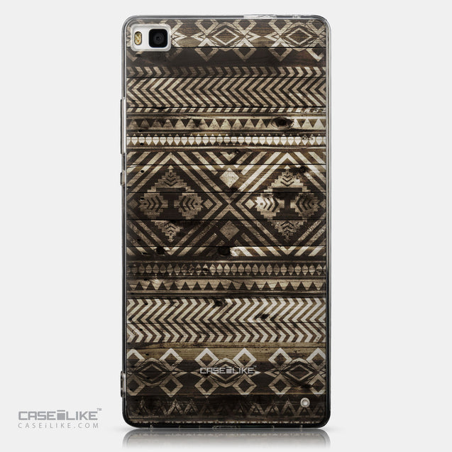 CASEiLIKE Huawei P8 back cover Indian Tribal Theme Pattern 2050