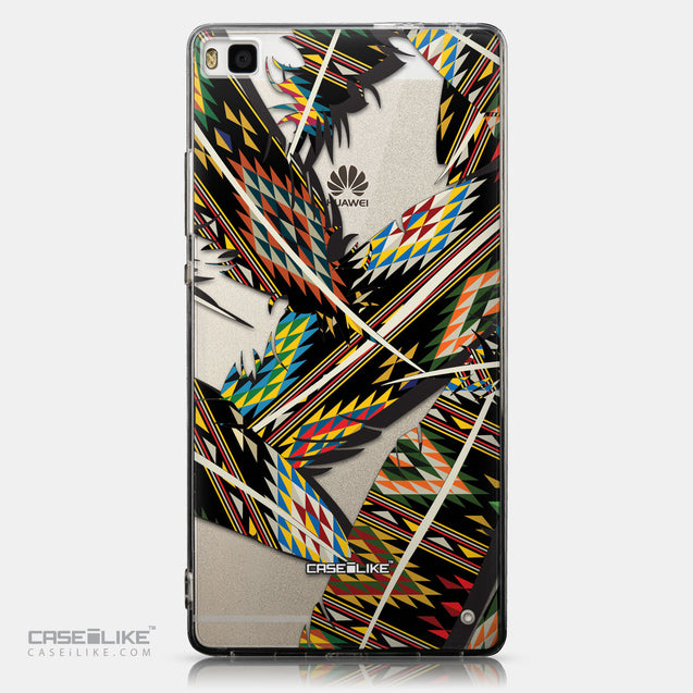 CASEiLIKE Huawei P8 back cover Indian Tribal Theme Pattern 2053