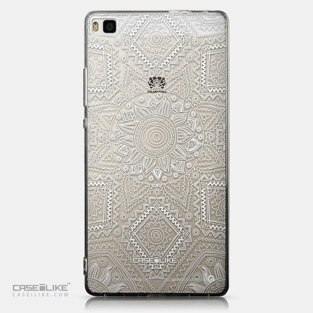 CASEiLIKE Huawei P8 back cover Indian Line Art 2061